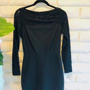 Roland Mouret Banana Republic Black Dress Sz.6